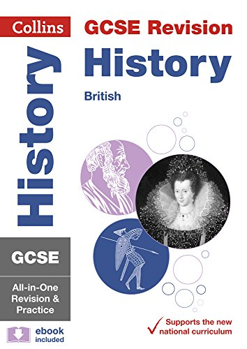 Collins GCSE Revision and Practice: New 2016 Curriculum – GCSE History - British: All-in-one Revision and Practice (Co