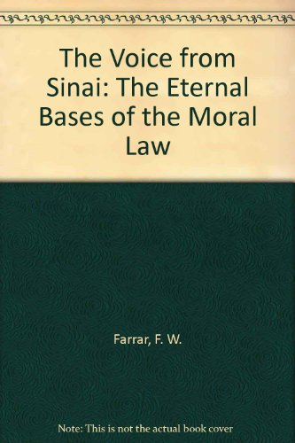 : the eternal bases of the moral law ()