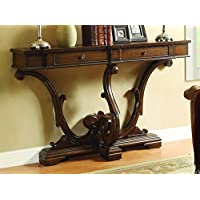Coaster Home Furnishings 950585 Console Table, Brown