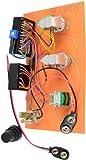 Bartolini HR-2.4AP/918 Preamp Harness - 3-Band EQ