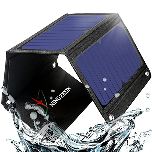Best Portable Solar Panels For Camping - 8