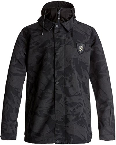 DC Men's Cash Only 10k Water Proof Coaches Jacket