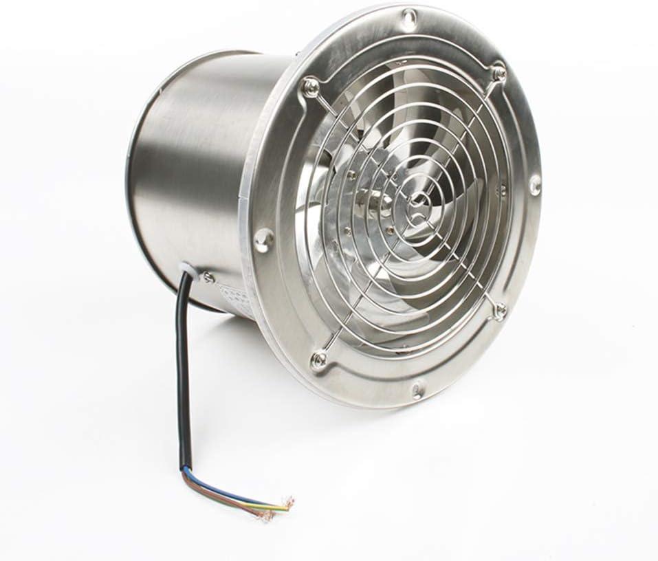 150mm Ventilador Extractor De Aire Silencioso 600M³/H para Baño ...