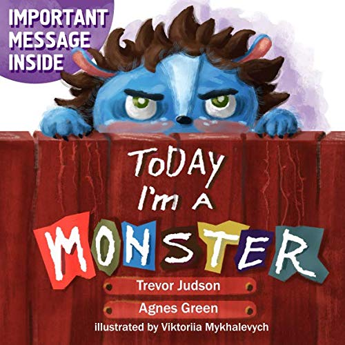 Today I'm a Monster]()