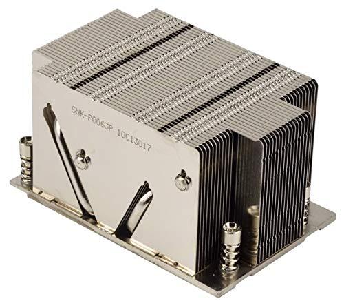 Supermicro Heatsink SNK-P0063P H11 AMD EPYC 7000 Series CPU Heat Sink Socket SP3 Brown - Sp3 Series