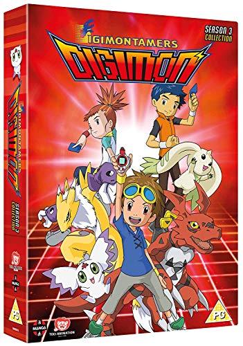Digimon Tamers (Digital Monsters Season 3) [DVD] [NTSC] ()