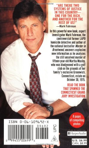 Murder in Greenwich: Amazon.es: Fuhrman, Mark: Libros en ...
