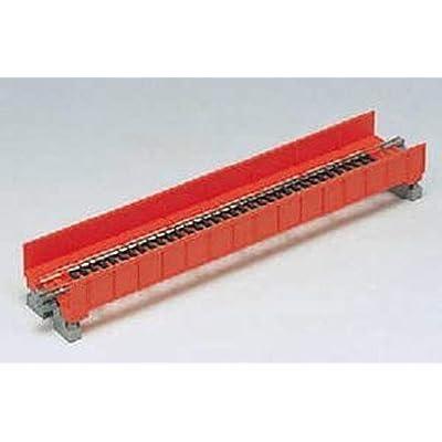 "N 186mm 7-5/16"" Plate Girder Bridge, Black: Toys & Games"