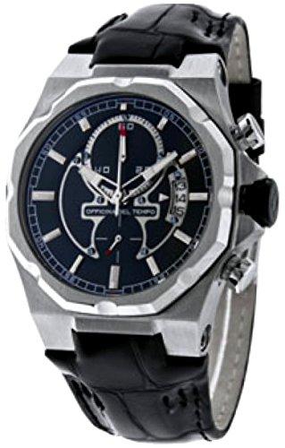 Officina del Tempo Reloj de Cuarzo Man New Race Limited Crono Os11 42.0 mm: Amazon.es: Relojes