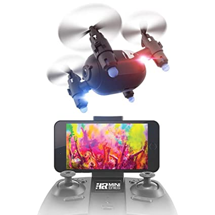 ILYO Mini Drone con cámara, Control Remoto, Control Remoto, Aire ...