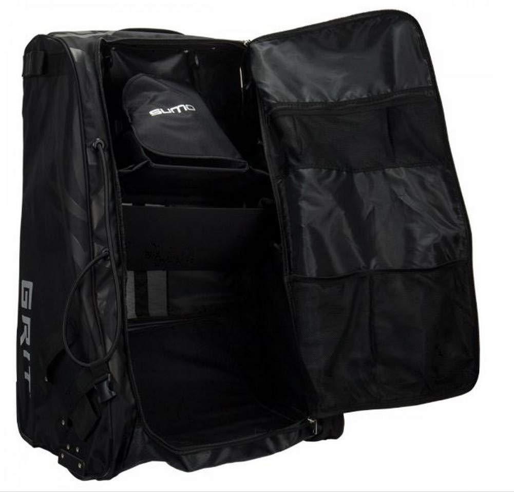 Amazon Com Grit Gt4 Large Sumo Goalie Tower Bag Sports Outdoors