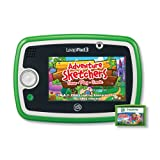LeapFrog LeapPad3 Kids' Learning Tablet, Green