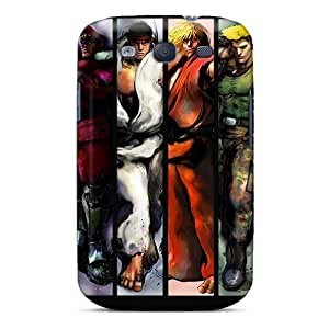 Excellent Design Street Fighter Iv Phone Case For Galaxy S3 Premium Tpu Case