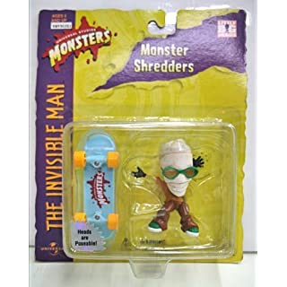 The Invisible Man Monster Shredder Toy