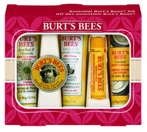 Burt's Bees Essential Burt's Bees Kit (1 Boxed Gift Set)