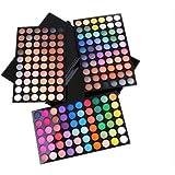 Palette 180 couleur ombres paupieres fard cosmetique boite 3 couche maquillage