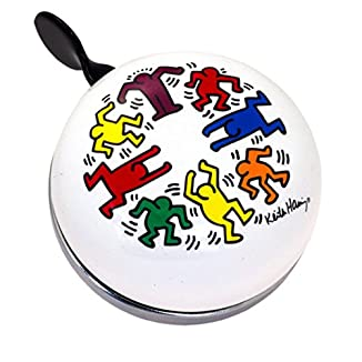 Liix timbre Ding Dong Keith Haring 1