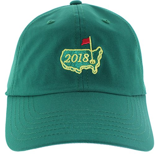(2018 Masters Performance Green Caddy)