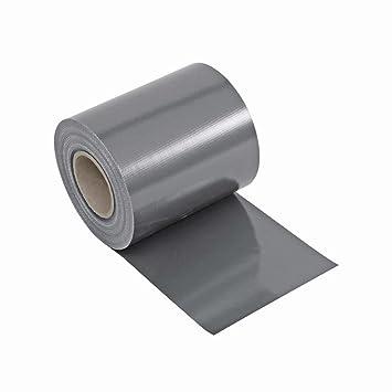 Noor Lámina de protección transparente de PVC para diferentes vallas de jardín, valla de malla de ...