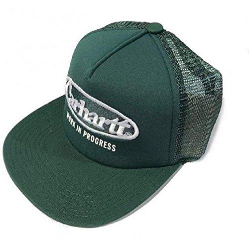 Cap Carhartt Gorra Oval Verde Unica Talla HC4Eqx