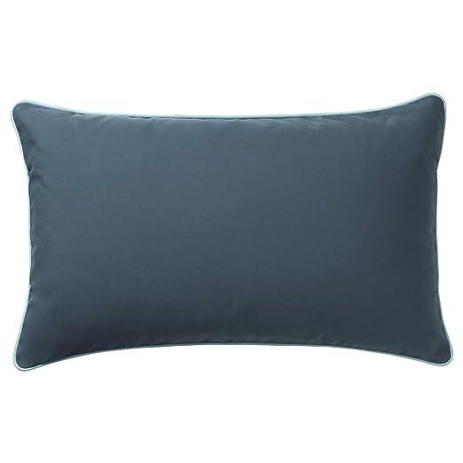 IKEA ASIA GULLINGEN - Funda de cojín, Color Azul Oscuro ...