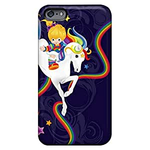 iphone 6plus 6p Hard phone covers Pretty phone Cases Covers Highquality rainbow brite