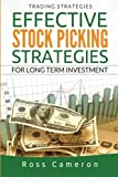 img - for Stock Picking Strategies: for Long Term Investment book / textbook / text book