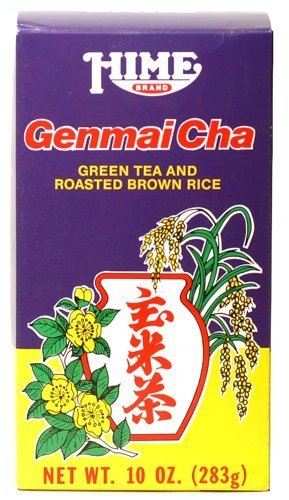 Hime Green Tea and Roasted Brown Rice (Brown Rice Tea Loose Leaf compare prices)