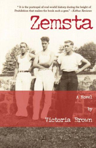 Book: Zemsta by Victoria Brown