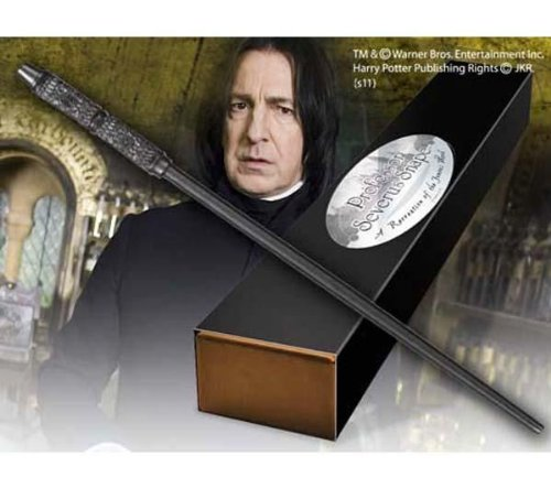 Snape Harry Potter Costume (Noble Collection - Harry Potter Wand Professor Severus Snape (Character-Edition))