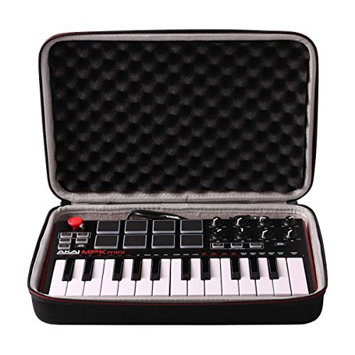 LTGEM Travel Hard Carrying Case for Akai...