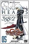 Kingdom Hearts 358 / 2 days, tome 5 par Amano