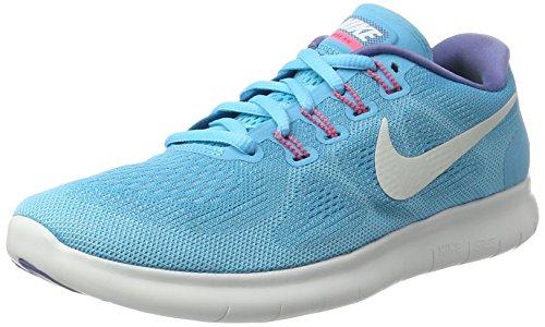 2017 Running Shoe Chlorine Blue/Off White/Polarized Blue Size 8 M US ()