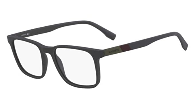49a91a95af2 Image Unavailable. Image not available for. Color  Eyeglasses LACOSTE L ...