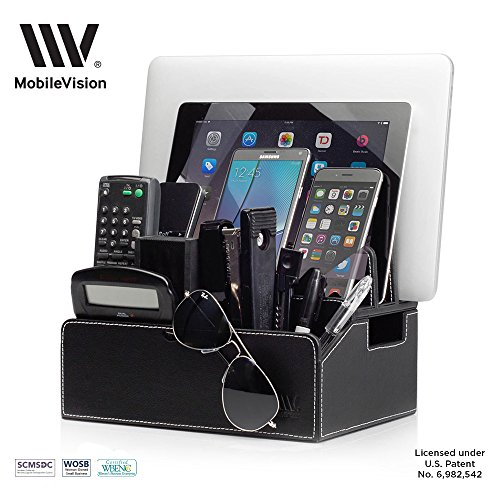 MobileVision Charging Executive Organizer Extension