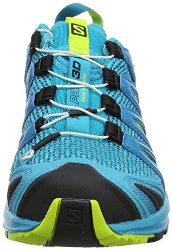 Azzurro Scarpe acid Bay caneel bluebird Salomon Da Lime Pro Trail 3d Running Xa Donna W qnz4AIxfw