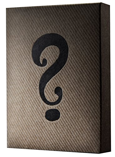 - theory11 Mystery Box Playing Cards (Red) by JJ Abrams