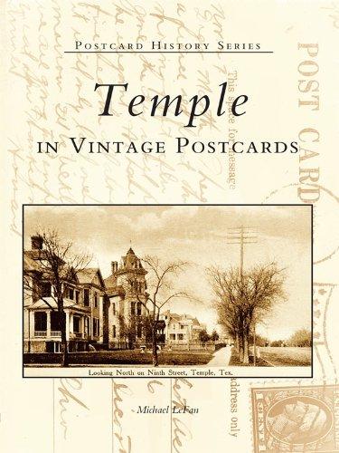 Temple in Vintage Postcards (Postcard History Series)