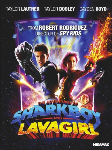 Amazoncom The Adventures Of Shark Boy And Lava Girl -2903