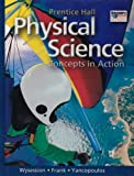Physical Science, Frank, David and Wysession, Michael, 0131663054