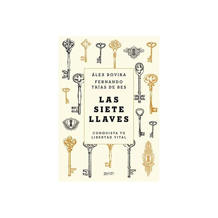 Reseña del libro Las Siete llaves de Álex Rovira