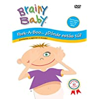 BRAINY BABY: DONDE ESTAS TU? - PEEK-A-BOO (Spanish) [Import]