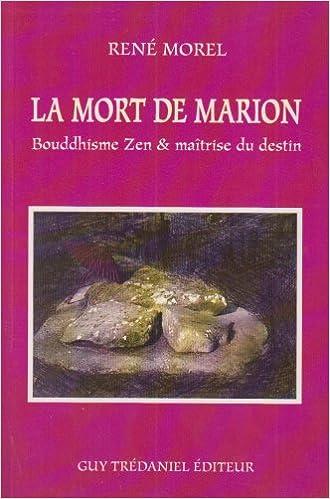 Book La mort de Marion