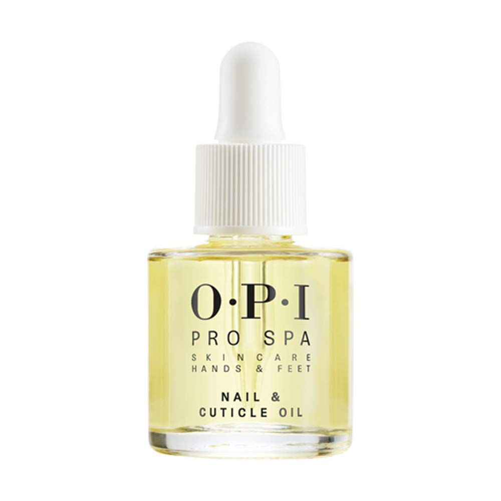 OPI Nail and Cuticle Oil, ProSpa Nail and Hand Manicure Essentials, 0.29 Fl Oz: Premium Beauty