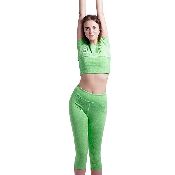 5d054b747dfb9 Amazon.com  ARMEDES Yoga Pants Mid   High-Waist Tummy Control Compression  Pants Base Layer Capri Pants AR-262 272  Clothing