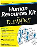 img - for Human Resources Kit For Dummies book / textbook / text book