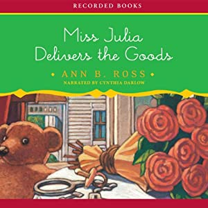 Miss Julia Delivers the Goods Audiobook
