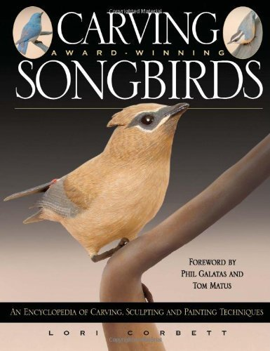 Carving Award-winning Songbirds: An Encyclopedia of Carving, Sculpting and Painting Techniques by Lori Corbett (2005-02-01)