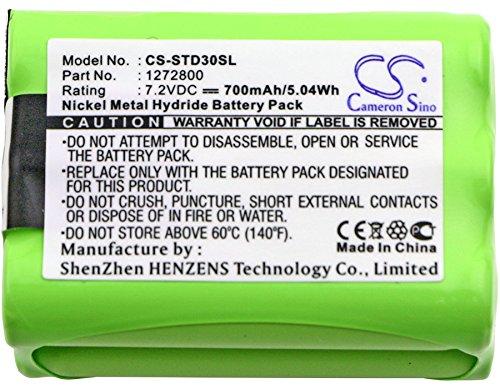 Cameron sino 700mAh 7.2V Ni-MH 1272800 Battery for Tri-Tronics G3 Field, G3 Pro,Classic 70 G3,Field 90 G3,Flyway G3,Upland SP G3,Trashbreaker G3