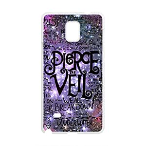 Pierce Vell Design New Style HOT SALE Comstom Protective case cover For Samsung Galaxy Note4